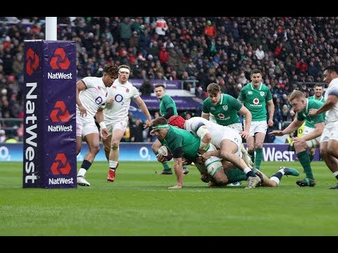 First half Highlights: England v Ireland | NatWest 6 Nations