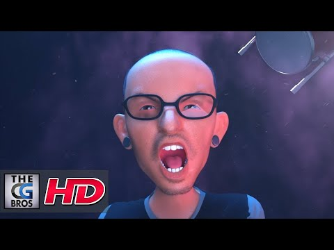 "CGI 3D Animated Short: ""Chester Bennington Tribute""  - by Anthill Studios"