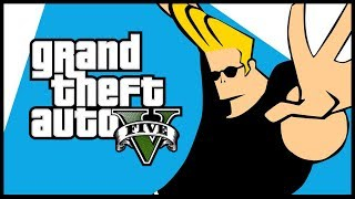 Johnny Bravo in Gta 5 !