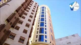 الطريق من فندق ازكى الصفا الى الحرم المكي  walk from Azka Al Safa Hotel - Makkah