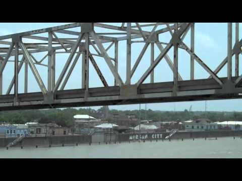 WorkBoat flood report from Morgan City, LA