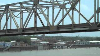 WorkBoat flood report from Morgan City, LA
