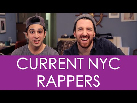 3 Great Current NYC Rappers