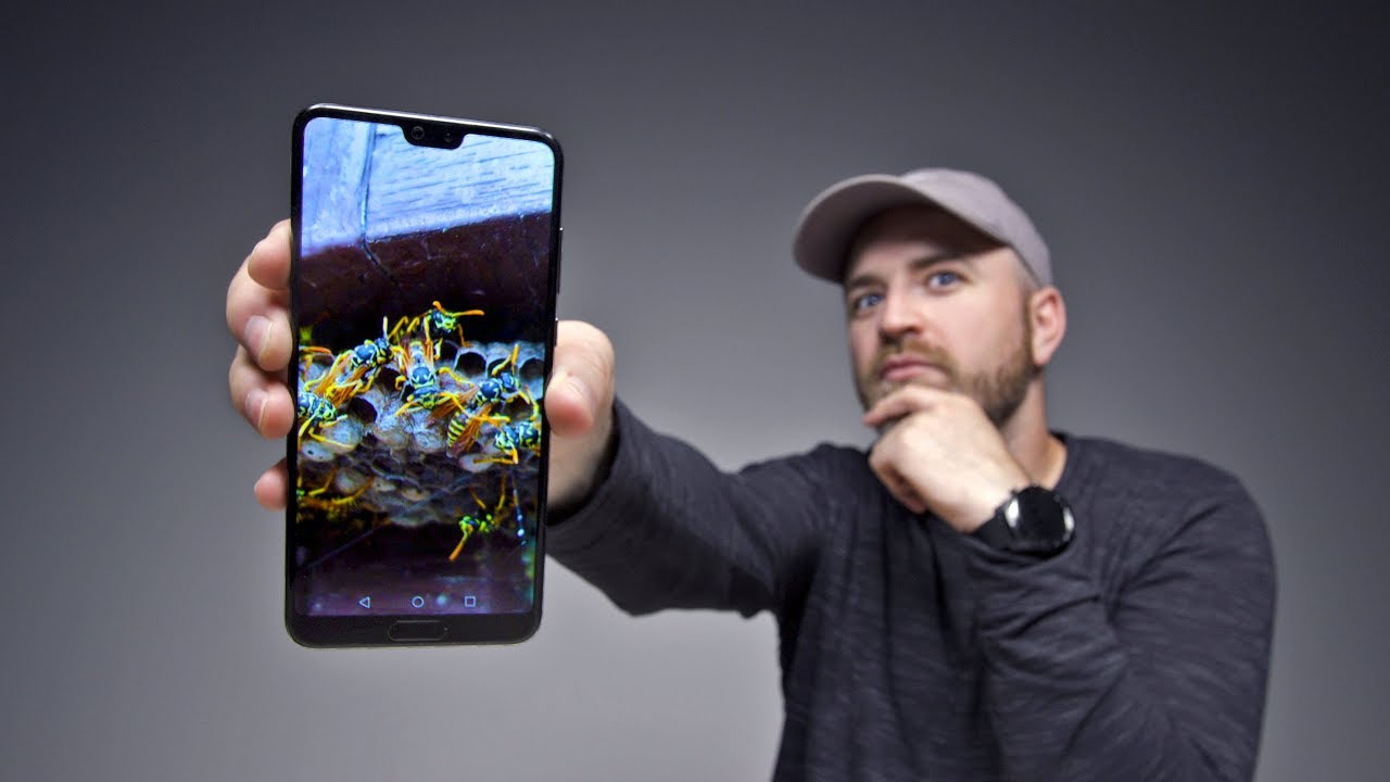 The Truth About The Huawei P20 Pro