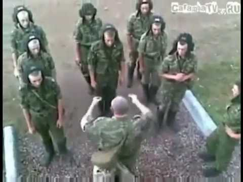 Приколы в армии №11 -