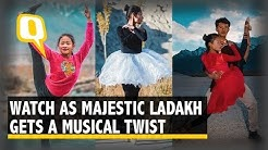 Ladakh Like Never Before: Kids Give a Musical Twist to the Ancient Landscape | The Quint
