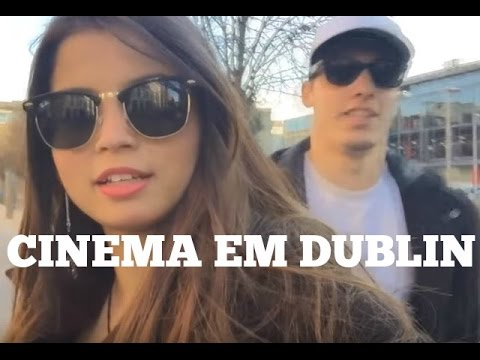 CINEMA EM DUBLIN | #dailyvlog1