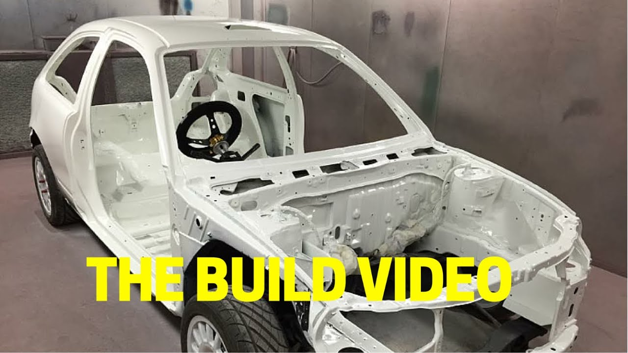 MG ZR S1400 rally car build (pictures) - YouTube