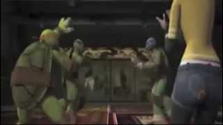 28 Years of Teenage Mutant Ninja Turtles 1987 - 2015
