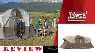 Top Coolest Camping Gear Gadget Innovations - Coleman WeatherMaster 10 Person Outdoor Tent REVIEW