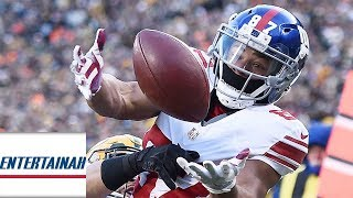 NEW YORK GIANTS WIDE RECEIVER BREAKDOWN! WHAT ROLE WILL STERLING SHEPHARD HAVE?