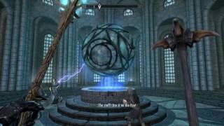 Skyrim Special Edition: Defeąting Ancano
