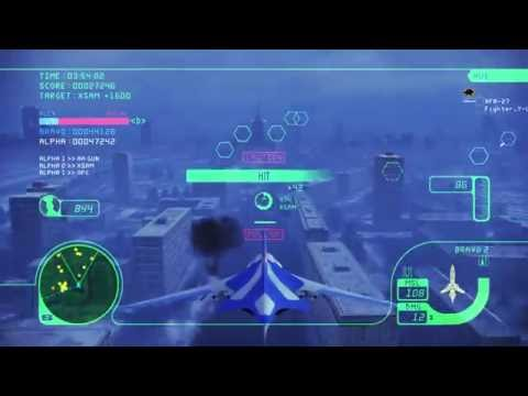#80 Ace Combat Infinity Coop Moscow Hard less 1500 cost R101 Newcom Test