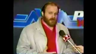 Best Promos - Ole Anderson kicked out of the Horsemen
