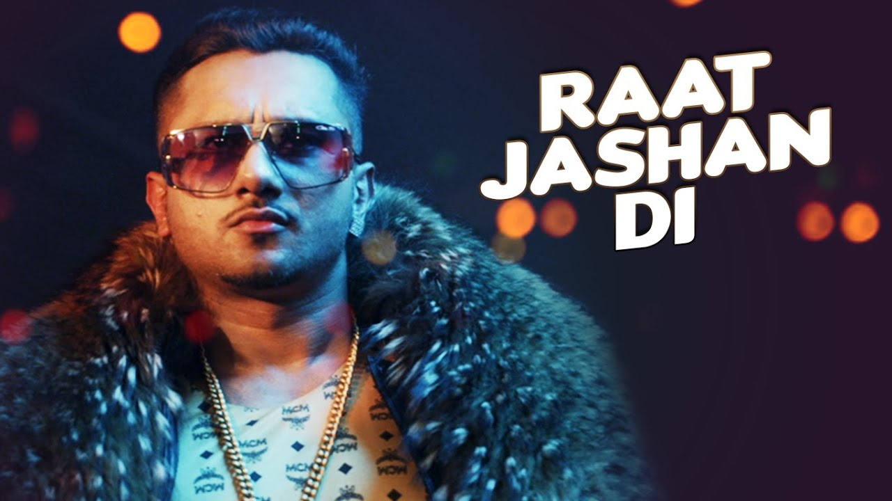 Download Raat Jashan Di Video Song | ZORAWAR | Yo Yo Honey Singh, Jasmine Sandlas, Baani J | T-Series