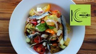 Panzanella Salad (stevescooking)