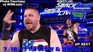SMACKDOWN REBOUND: 7/18/17: GO HOME SHOW TO WWE BATTLEGROUND!