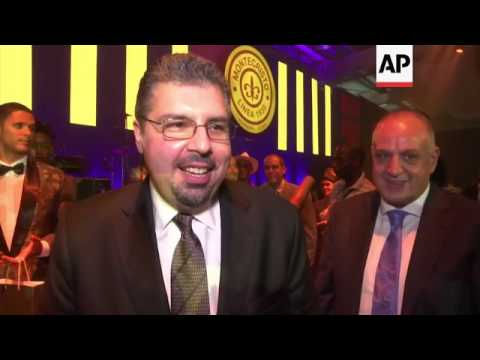 Top Cuban cigars auctioned at gala dinner
