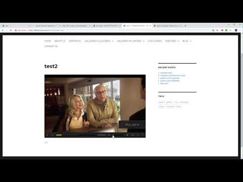 Easy Video Player Wordpress Plugin Vast Tutorial
