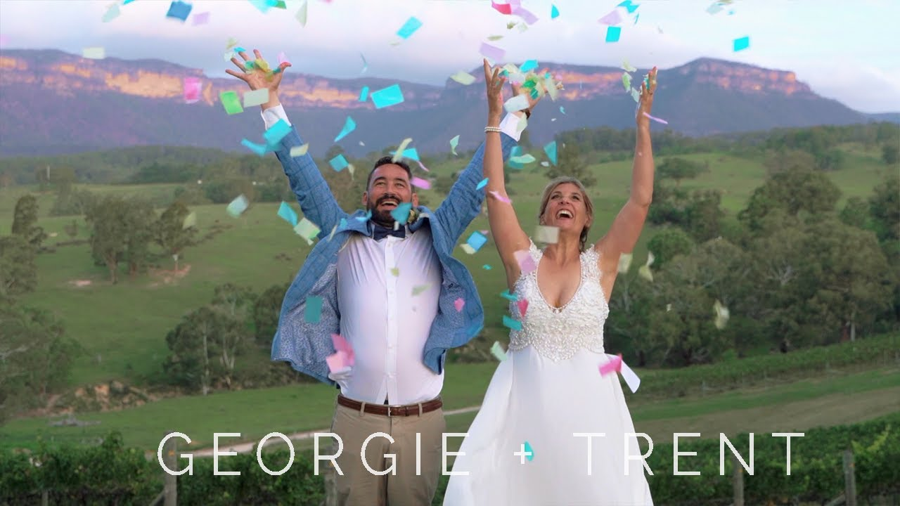 Nothing was going to stop this Wedding! | Megalong Valley NSW Wedding Video | Pixflix Wedding Films