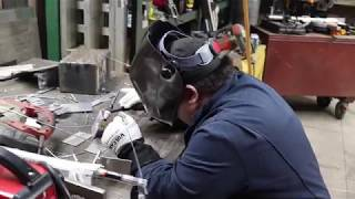 Personalized 1on1 weld training @ ZILA Industrial Repairs LLC