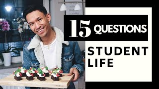 VLOG: 15 QUESTIONS - Student Life | Cesar Ritz Colleges/ Culinary Arts Academy Switzerland