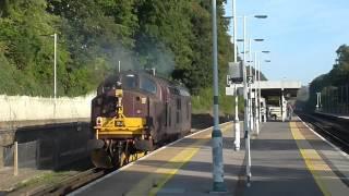 37706 Opens Up Through Preston Park Working 0Q37 (Lovers Walk - Streatham) - 20/09/15
