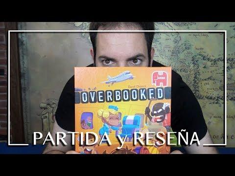 OVERBOOKED | RESEÑA y PARTIDA