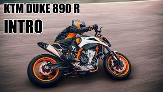 KTM 890 Duke R introduction - …