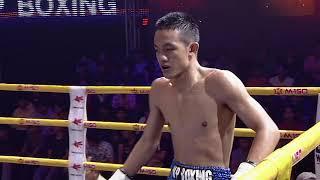 10 ไฟต์บนสังเวียน WP Boxing ของ พงศพล ปัญญาคำ | Phongsaphon Panyakum's Full-Fight Marathon