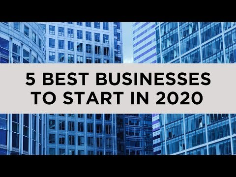 5-best-businesses-to-start-a-business-in-2020