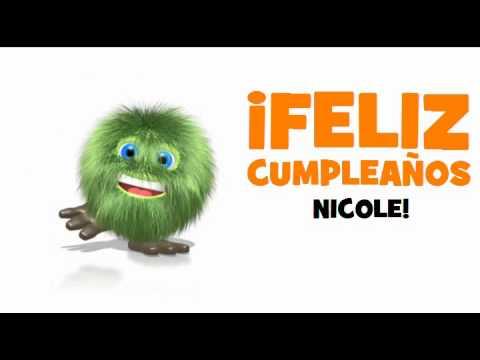Joyeux Anniversaire Nicole Youtube