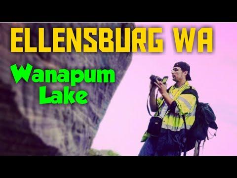 Ellensburg Washington Wanapum Lake!