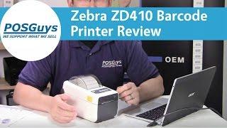 Zebra ZD410 Product Review - POSGuys.com