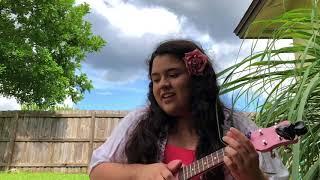 """Me Singing """"Riptide"""" by Vance Joy"""