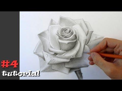 Рисунки техники карандашом поэтапно