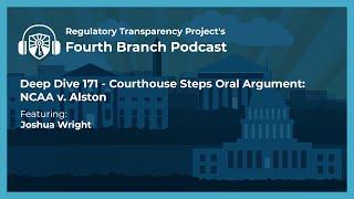 Courthouse Steps Oral Argument: NCAA v. Alston