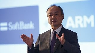 """شركة الاتصالات اليابانية سوفت بنك تعتزم شراء """"إيه أر إم"""" البريطانية - economy"""