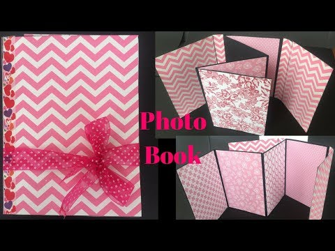Photo book DIY | Photo Book Handmade