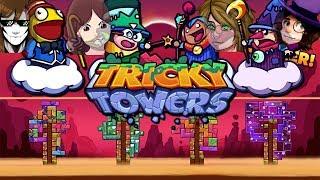 Der Not so Freedomsquad baut um sein Leben! | Tricky Towers