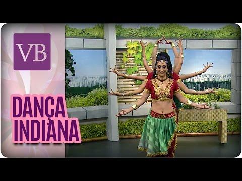 Dança Indiana  - Você Bonita (08/04/16)