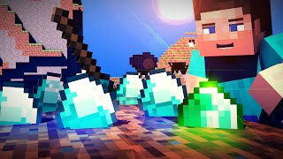 GROWABLE ORES IN MINECRAFT? - Fluxed Crystals (Mod Showcase)