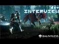 Dauntless Dev Interview - PAX South 2017 Follow-Up