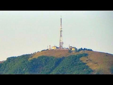 Гора Машук. Вид Пятигорска и его окрестностей с вершины горы