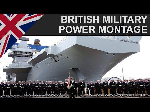 British Military Power Demonstration | HD