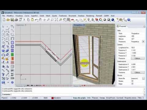 Software Per Architettura (qarh) Plugin Per Rhino 3d