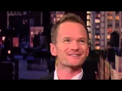 Neil Patrick Harris on David Letterman Full Interview