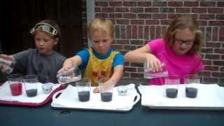 Fun Halloween Science Experiment - Magic Potion