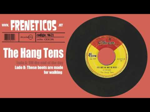 The Hang Tens - these boots are made for walkin