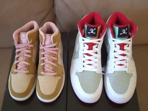 fe688e4808f8f3 Air Jordan 1 Hare Review - YouTube